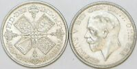 1928 to 1936 George V Silver Florin Second Design Your Choice of Date / Year