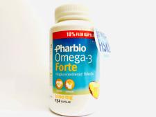 Omega-3 Forte Pharbio Fish Oil [Swedish Fish Oil Brand]