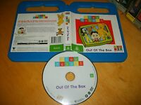 PLAY SCHOOL - OUT OF THE BOX - ABC For Kids Australian Issue - Pal DVD Region 4