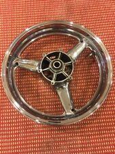 02 03 Yamaha YZF-R1 R1 Front Wheel Chrome Rim 2002 2003