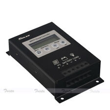 LCD MPPT Solar Energy Charge Controller Regulator 15%-30% More Power 20A 12V/24V