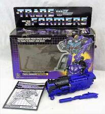 Transformers Original G1 1985 Triplechanger Astrotrain Complete w/ Box