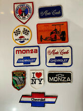 LOT OF 10 VINTAGE CHEVROLET, PEPSI And More PATCHES