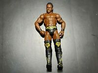 "WWE Mattel 2010 Kofi Kingston Action Figure 7"" FREE SHIPPING!"