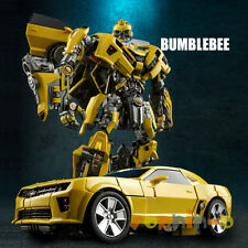 Wei Jiang Transformed Movie Bumblebee with Metal Parts MP M03 Leader Figures