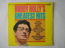 BUDDY HOLLY 33 TOURS GERMANY GRAETEST HITS