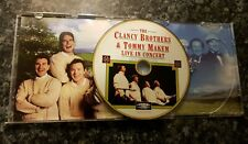 The Clancy Brothers CD - Live in Concert (Live Recording, 1992) Tommy Makem