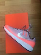 BNIB WOMENS Nike Air Zoom Structure 20 Shield Trainers  Uk Size 4.5 Grey Orange