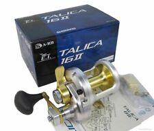 Новый Shimano talica 16 II 16II 2-скоростной рыболовная катушка