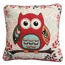 Just Contempo Cotton Blend Vintage/Retro Decorative Cushions