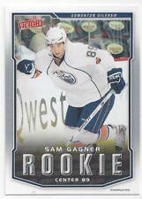 2007-08 Upper Deck Victory Rookie Sam Gagner #338