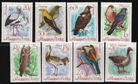 HUNGARY-1968. Birds / Intl.Bird Preservation Congr. Cpl.Set MNH!!! Mi:2398-2405.