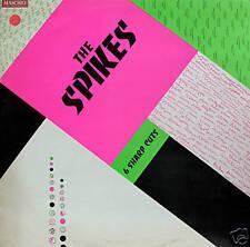 The Spykes - 6 sharps cuts LP