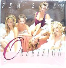 Fem 2 Fem Obsession CD Single 4 Songs Brand New & Factory Sealed
