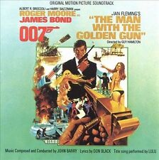 Man With The Golden Gun by John Barry (SOUNDTRACK) 007 JAMES BOND