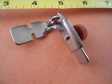 Zipper Presser Foot Low Shank Adjustable Left Right Wide Singer Kenmore Janome