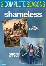 Shameless: Season 3 And Season 4 [New DVD] Shrink Wrapped, 2 Pack, Brick, Back
