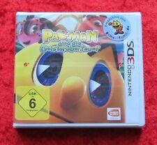 Pac-Man und die Geisterabenteuer, Nintendo 3D 3DS Spiel, Neu, deutsche Version