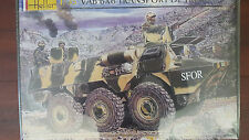 VAB 6X6 TRANSPORT DE TROUPES HELLER 1/35 PLASTIC KIT