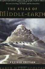 The Atlas of Middle-Earth (Paperback or Softback)