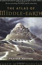 Atlas of Middle-earth: By Fonstad, Karen Wynn