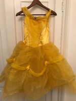 Disney World Princess Belle Dress from Beauty and the Beast Age 6-8