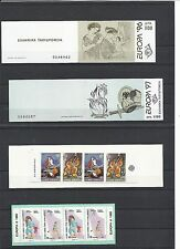 EUROPA CEPT @ GREECE 16 MNH COMPLETE BOOKLETS @WV 1259