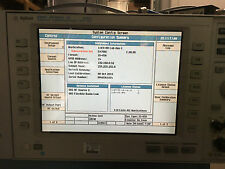 Agilent 8960 Srs 10 E5515C / E6706E 1XEV-DO  w options