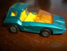 MATCHBOX 1972 Superfast Lesney NO.37 SOOPA COOPA Hotrod Auto