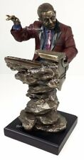 JAZZ BAND COLLECTION - PIANO PLAYER BUST Home Decor Statue Sculpture Figurine