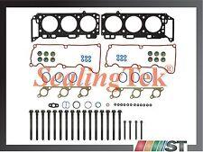 Fit 01-03 Ford 4.0L V6 SOHC VIN E K Cylinder Head Gasket Set w/ Bolts Kit engine