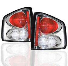 1994-2004 CHEVY S10 GMC SONOMA/1996-2000 HOMBRE PICKUP CLEAR TAIL LIGHT LAMP SET