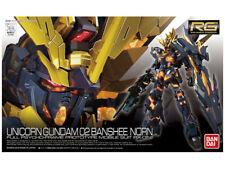 RG Mobile Suit Gundam Unicorn Gundam Unit 2 Banshi Norn 1/144 Scale Gunpla F/S