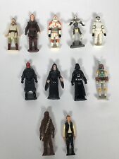 "Star Wars Micro Machines Transformers Crossovers 1.5"" Mini Figures Galoob"