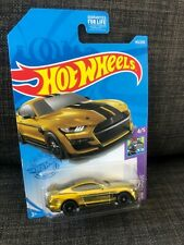 2021 Hot Wheels Super Treasure Hunt Ford Mustang Shelby Gt500