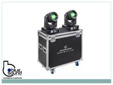 SOUNDSATION SPIRE 230 BEAM SET Kit  2 Teste Mobili SPIRE 230 BEAM + flight case