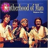 Brotherhood of Man : Greatest Hits CD Highly Rated eBay Seller, Great Prices