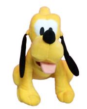 "Disney Authentic 15"" Pluto Plush Doll"