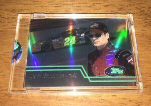 2003 eTopps NASCAR Racing JEFF GORDON In Hand ENCASED LE  /6000 Card #4