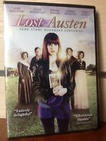 Lost In Austen (DVD, 2009) NTSC / Reg.1/ FACTORY SEALED