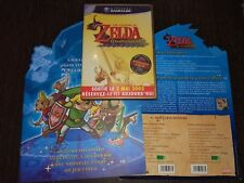 Zelda Wind Waker Press Kit - Only went out in france - The legend of Zelda