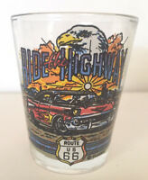 Shot Glass Ride Highway Route 66