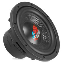 Lanzar DCTS84 Dc Series 8 Inch Sub 400 Watt Rms Butyl Rubber Surround Subwoofer