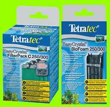 Easycrystal C Filterpack 3 Cartridges With Active And 1 Biofoam 250/300 Tetra