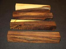 4 spectacular desert ironwood pen blanks PB7043