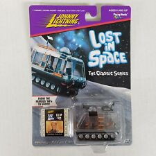 1998 Johnny Lightning Lost in Space Action Figure The Chariot Nos New Misb