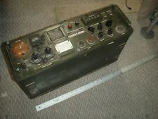 718,./  EX-ARMY MILITARY RADIO RT-671/PRC-47 RECEIVER TRANSMITTER Radio