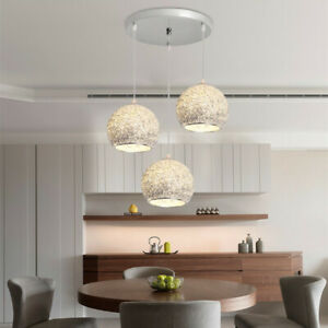 Kitchen Pendant Light Bar Lamp Dining Room Ceiling Light Silver Pendant Lighting