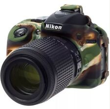 easyCover Nikon D5300 Camo Silicon Camera Case EA-ECND5300C Free US Shipping NWB