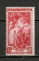 S33653 Italy MNH 1950 Italy To Labour L:3 5 Wheel 1v